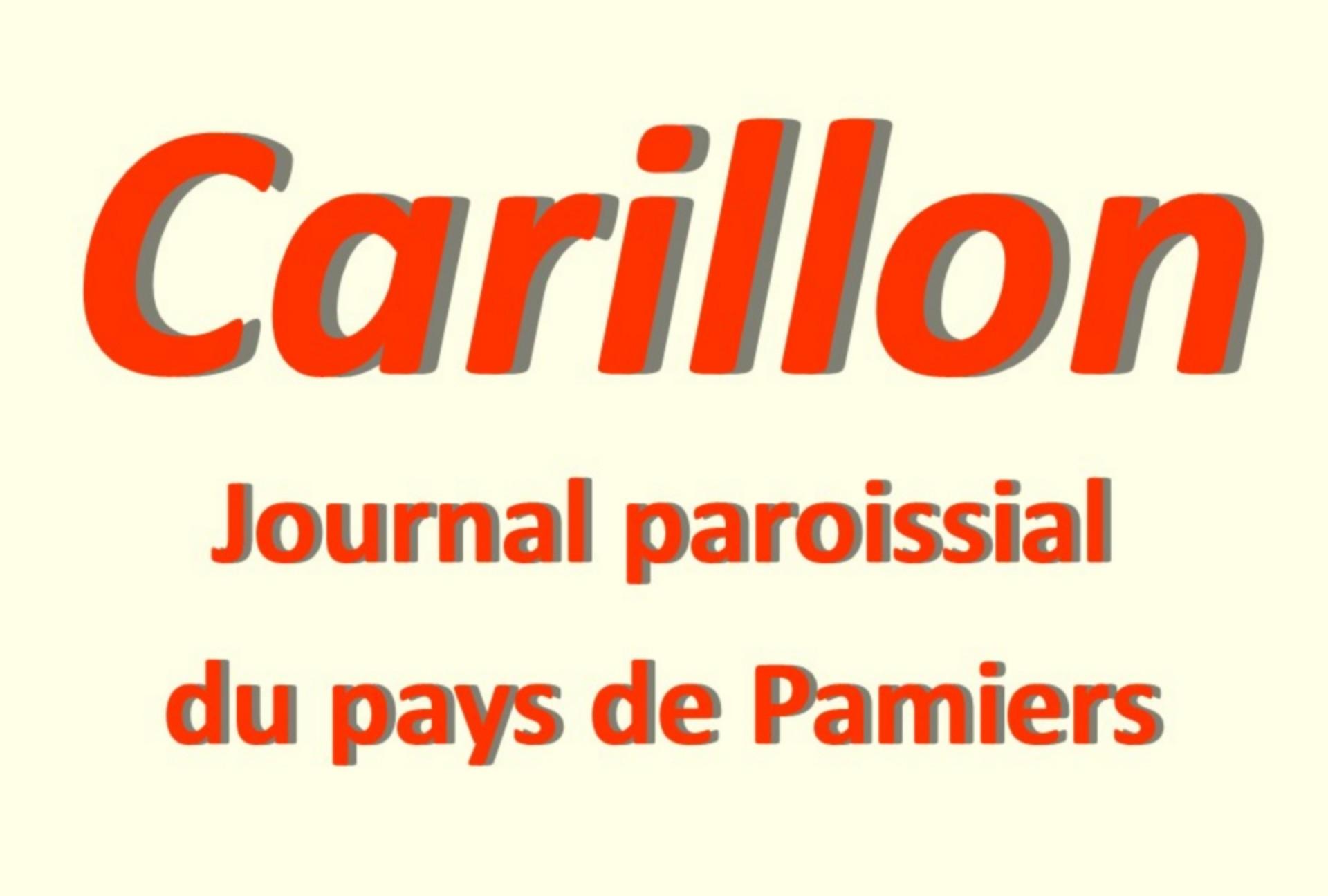 Journal paroissial : CARILLON