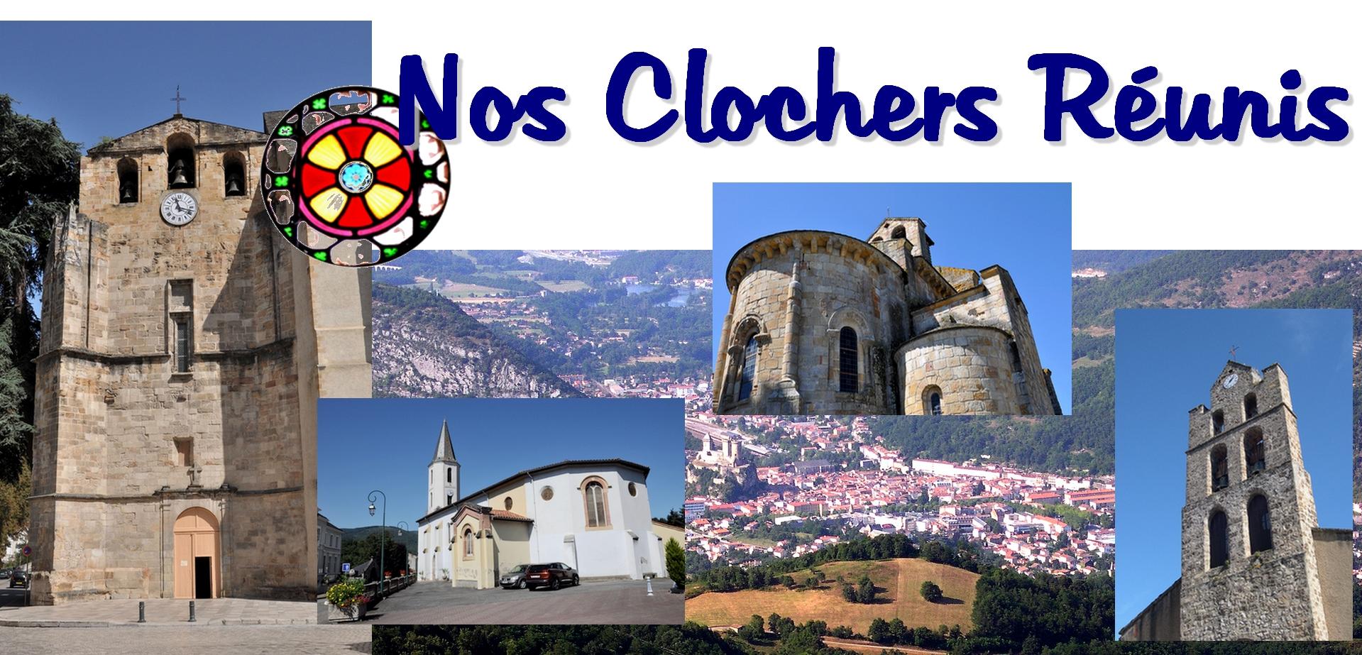 """""""Nos Clochers Réunis"""" La feuille paroissiale du secteur de Foix et Séronais"""