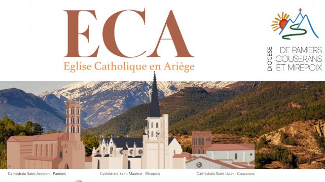 Église Catholique en Ariège (ECA), n° 209 – Septembre 2021, est paru