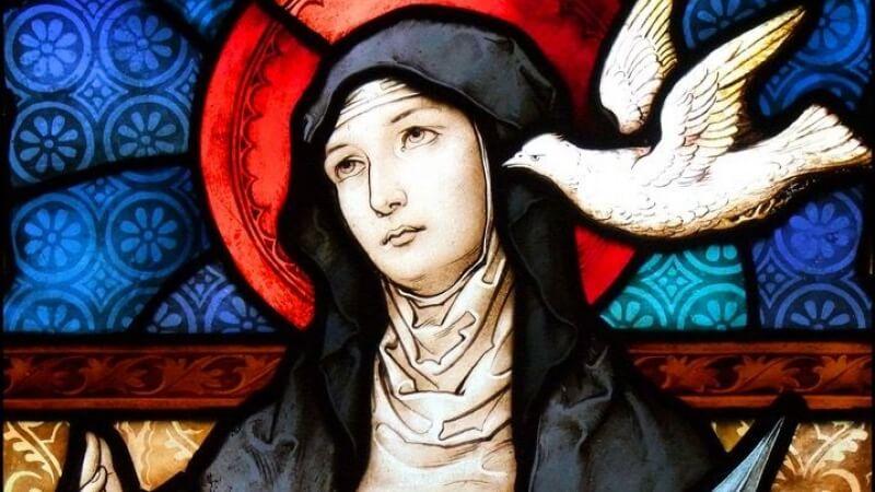 Le Pape souligne la portée actuelle des écrits de sainte Thérèse d'Avila