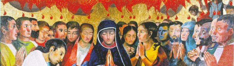 À la Pentecôte – l'Esprit déconfine l'Église