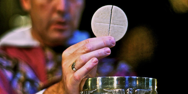 La Communion eucharistique
