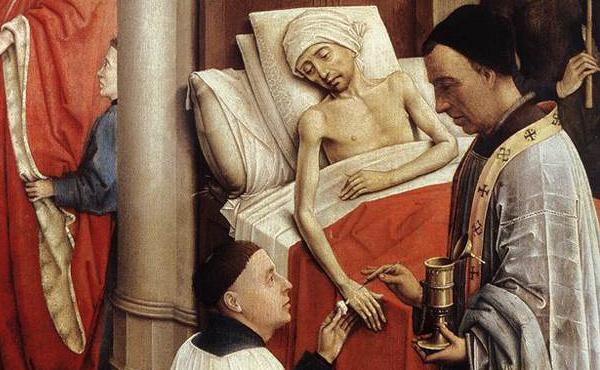 Sacrement des malades