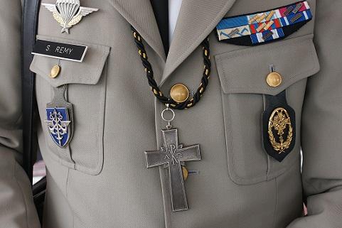 Être aumônier militaire – Le sens d'une telle mission